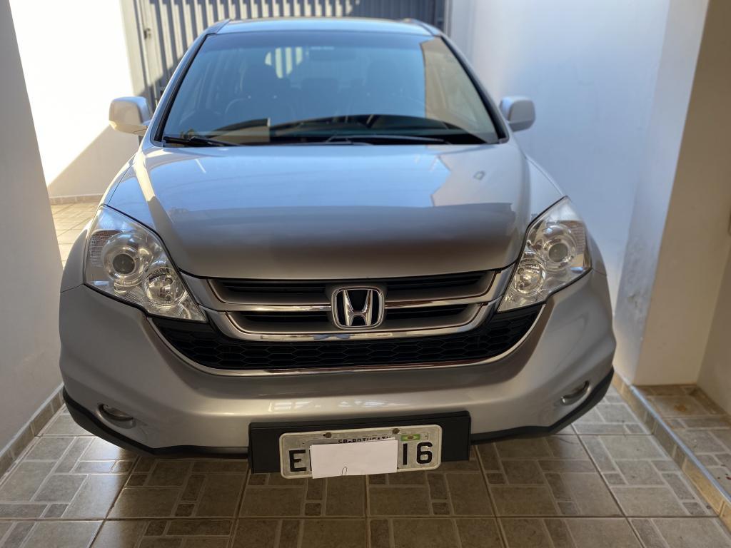 HONDA CRV 2.0 16V 4P EXL FLEX 4WD AUTOMÁTICO, Foto 1