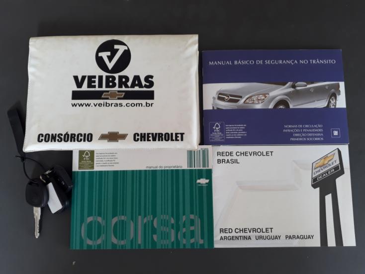 CHEVROLET Corsa Hatch 1.4 4P MAXX FLEX, Foto 17