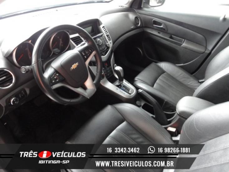 CHEVROLET Cruze Sedan 1.8 16V 4P LT ECOTEC FLEX AUTOMÁTICO, Foto 7