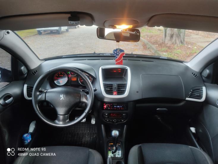 PEUGEOT 207 Hatch 1.6 16V 4P XS FLEX AUTOMÁTICO, Foto 8