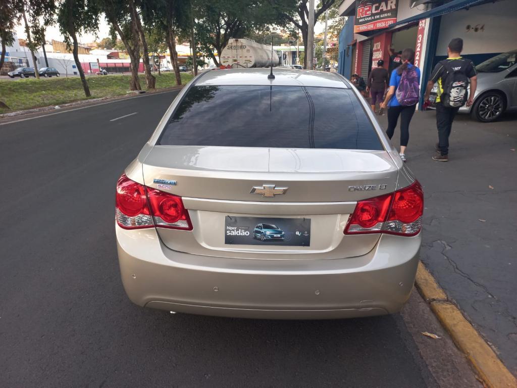 CHEVROLET Cruze Sedan 1.8 16V 4P LT ECOTEC FLEX AUTOMÁTICO, Foto 4