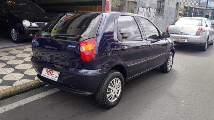FIAT Palio 1.0 16V 4P EDX, Foto 1