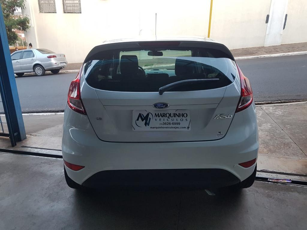 FORD Fiesta Hatch 1.6 16V 4P SE FLEX, Foto 4