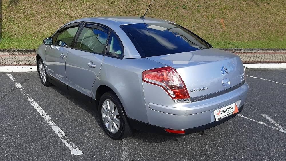CITROEN C4 Sedan 2.0 16V 4P GLX PALLAS FLEX, Foto 4