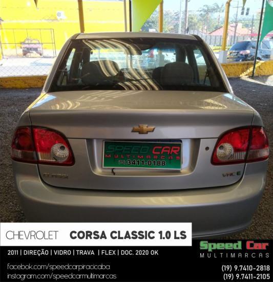 CHEVROLET Corsa Sedan 1.0 4P VHCE LS FLEX, Foto 4