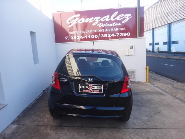 HONDA Fit 1.5 16V 4P EX AUTOMÁTICO, Foto 4