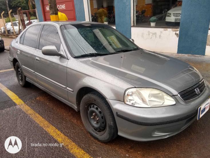 HONDA Civic 1.6 16V 4P LX AUTOMÁTICO, Foto 3