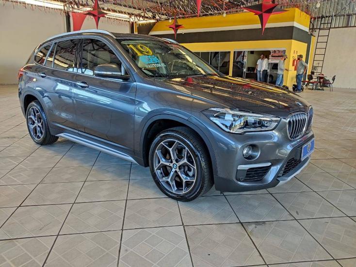 BMW X1 2.0 16V 4P S DRIVE 20I X-LINE AUTOMÁTICO, Foto 1
