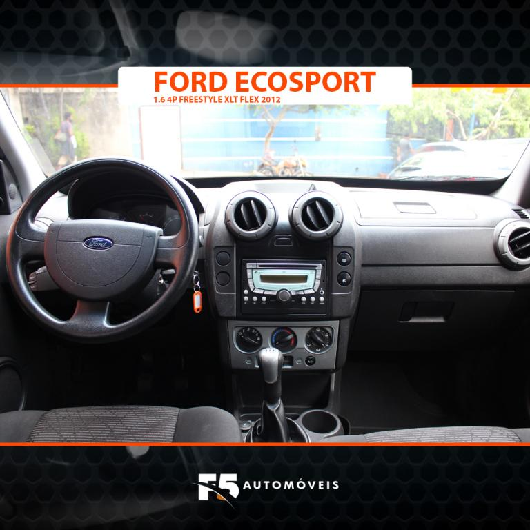 FORD Ecosport 1.6 4P FREESTYLE XLT FLEX, Foto 9