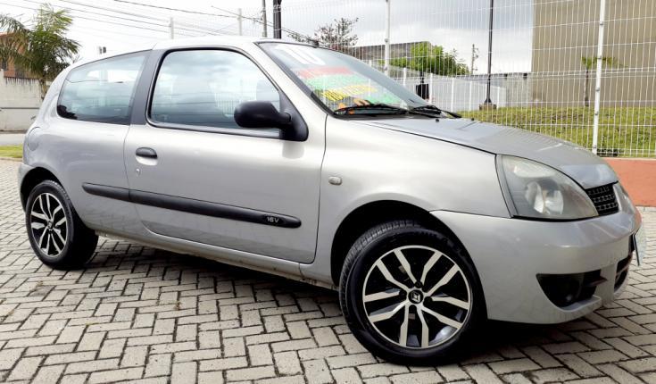 RENAULT Clio Hatch 1.0 16V HI FLEX CAMPUS, Foto 8