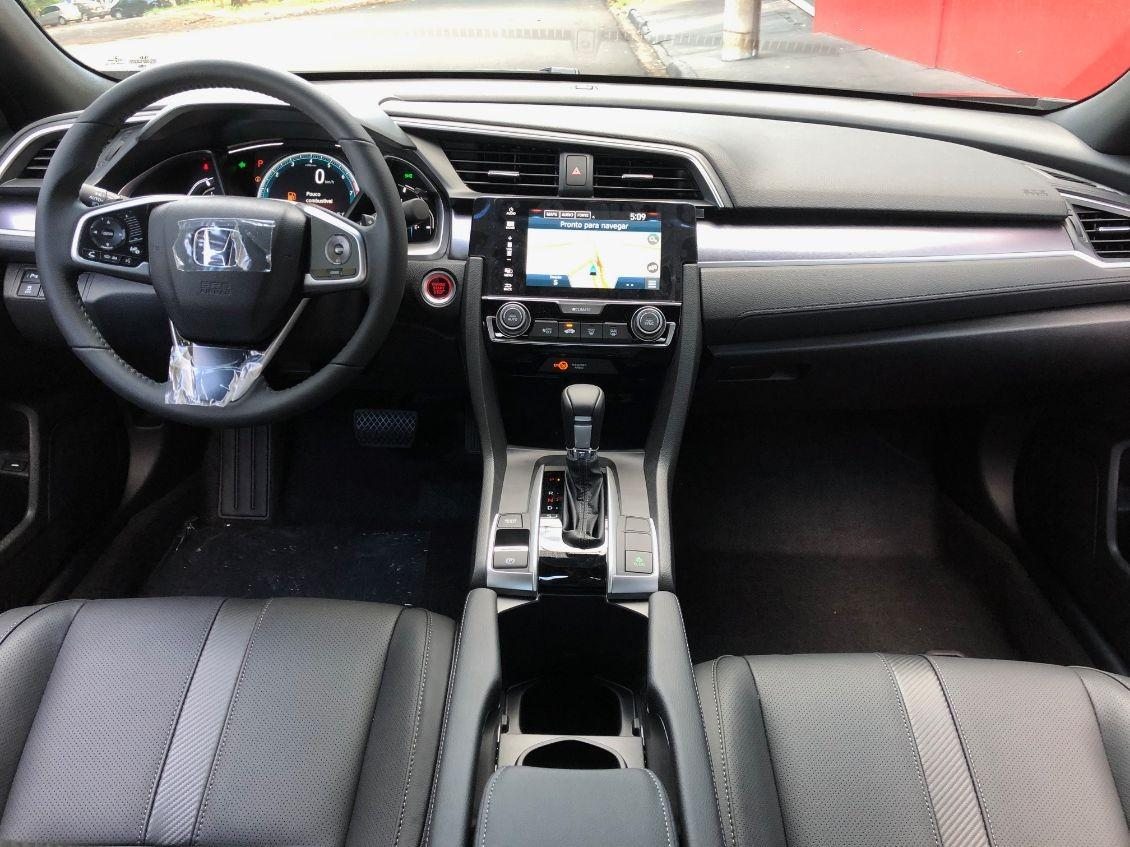 HONDA Civic 1.5 16V 4P TOURING TURBO AUTOMÁTICO CVT, Foto 3