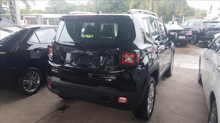 JEEP Renegade 1.8 16V 4P FLEX SPORT AUTOMÁTICO, Foto 2