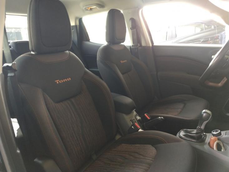 FIAT Toro 2.0 16V 4P 4WD VOLCANO TURBO AUTOMÁTICO, Foto 13