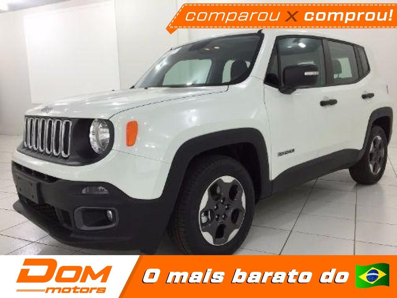 Jeep Renegade 1 8 16v 4p Flex Sport Variadas 2020 0km Dom Motors