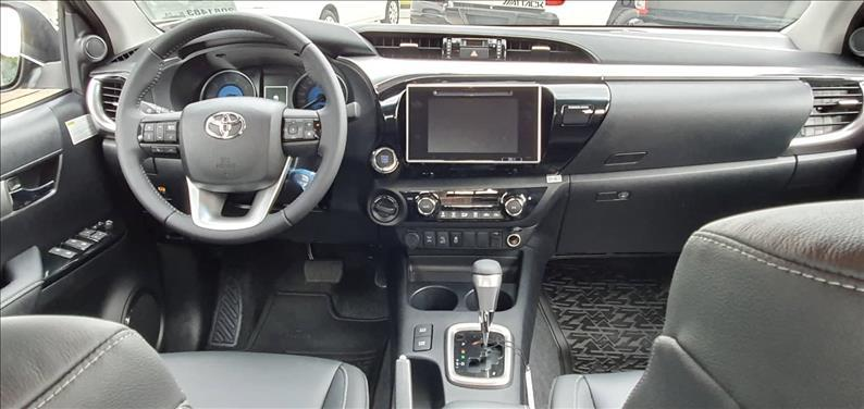TOYOTA Hilux Caminhonete 2.8 16V SRV 4X4 DIESEL CABINE DUPLA AUTOMÁTICO, Foto 7