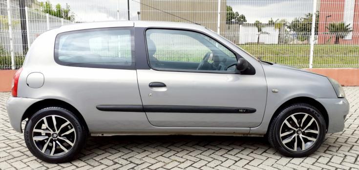 RENAULT Clio Hatch 1.0 16V HI FLEX CAMPUS, Foto 9