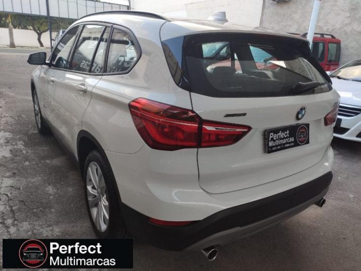 BMW X1 2.0 16V 4P SDRIVE 20I ACTIVEFLEX TURBO AUTOMÁTICO, Foto 5