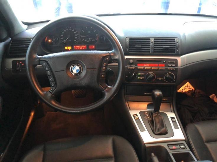 BMW 320I 2.2 16V 4P AUTOMÁTICO, Foto 7