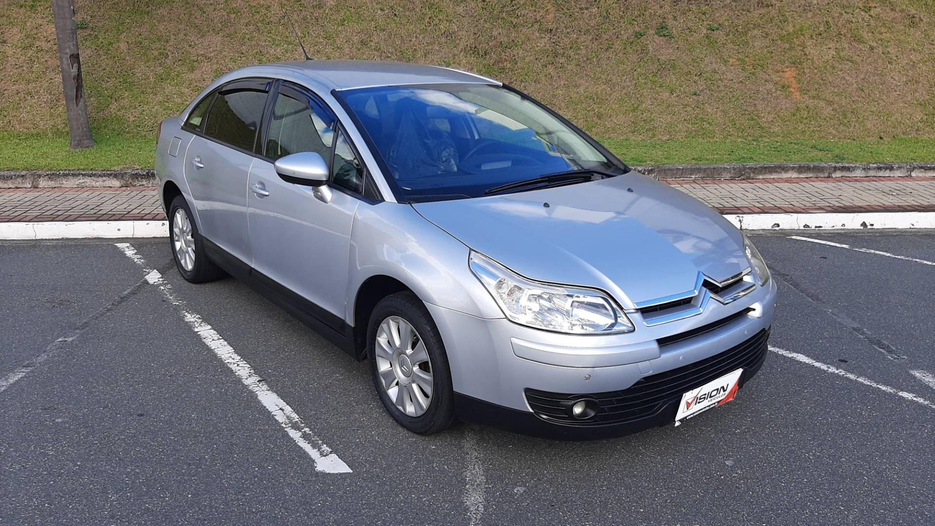 CITROEN C4 Sedan 2.0 16V 4P GLX PALLAS FLEX, Foto 2