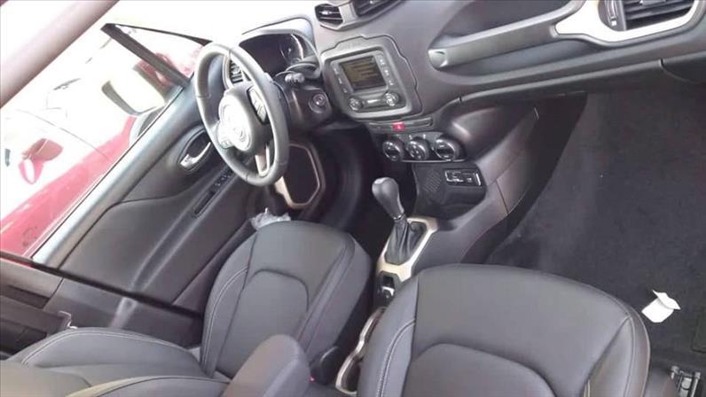 JEEP Renegade 1.8 16V 4P FLEX LONGITUDE AUTOMÁTICO, Foto 6