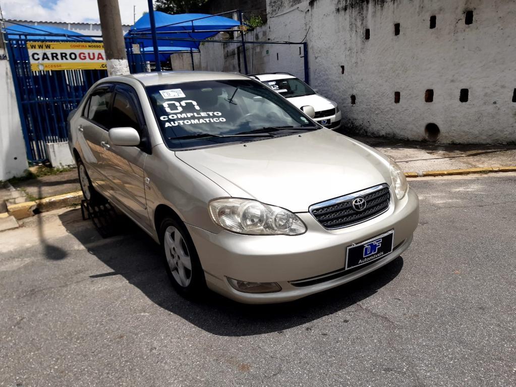 TOYOTA Corolla 1.6 16V 4P XLI AUTOMÁTICO, Foto 2