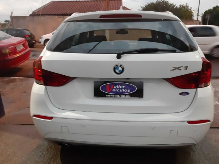 BMW X1 2.0 16V 4P SDRIVE 18I TOP AUTOMÁTICO, Foto 10
