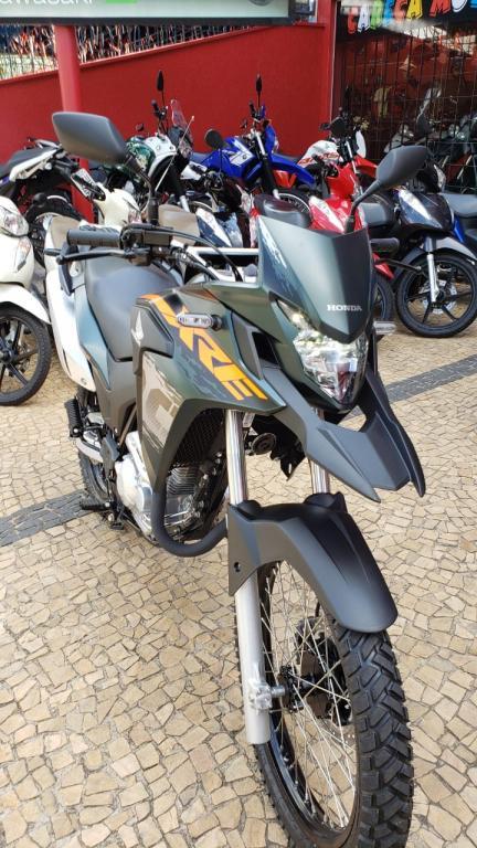 HONDA XRE 300 FLEX, Foto 3