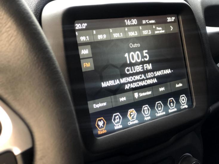 JEEP Renegade 1.8 16V 4P FLEX LONGITUDE AUTOMÁTICO, Foto 15