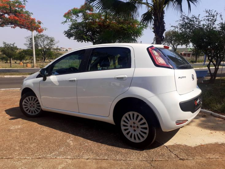 FIAT Punto 1.4 4P ATTRACTIVE FLEX, Foto 8