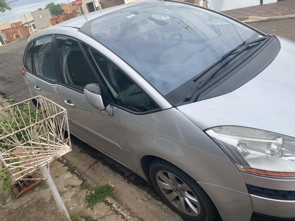 CITROEN C4 Picasso 2.0 16V 4P GLX AUTOMÁTICO, Foto 4
