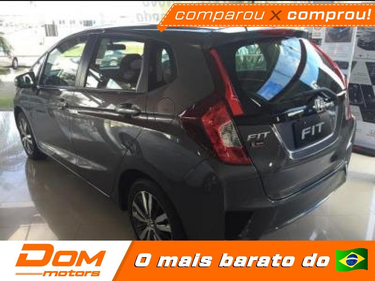 HONDA Fit 1.5 16V 4P EX FLEX AUTOMÁTICO, Foto 2