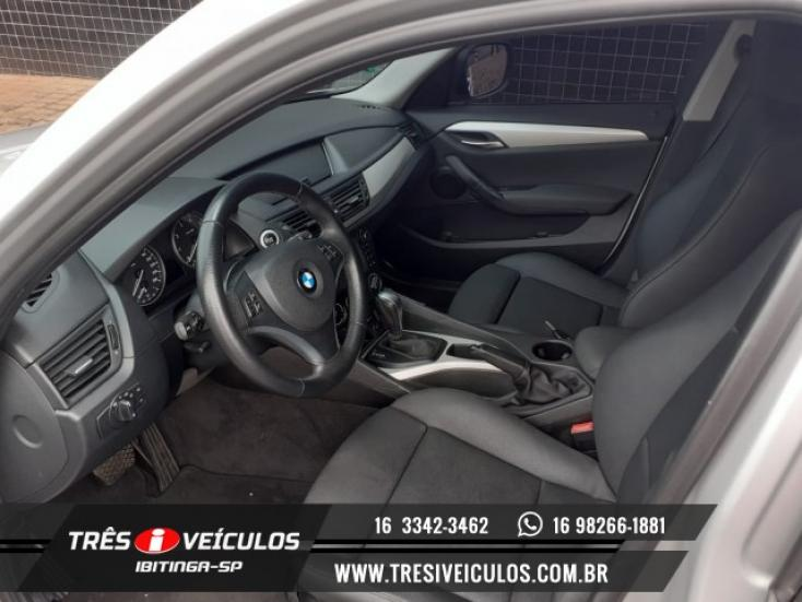 BMW X1 2.0 16V 4P S DRIVE 18I AUTOMÁTICO, Foto 4