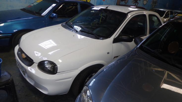 CHEVROLET Corsa Hatch 1.6 GL, Foto 2