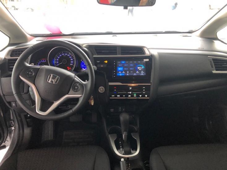 HONDA Fit 1.5 16V 4P EX FLEX AUTOMÁTICO, Foto 8