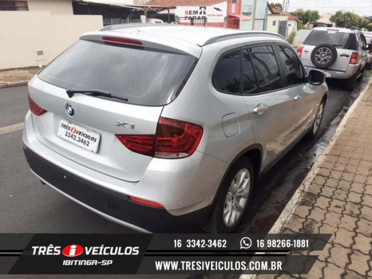 BMW X1 2.0 16V 4P S DRIVE 18I AUTOMÁTICO, Foto 7