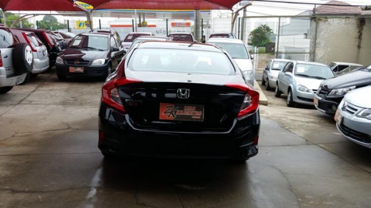 HONDA Civic 2.0 16V 4P SPORT FLEX, Foto 10