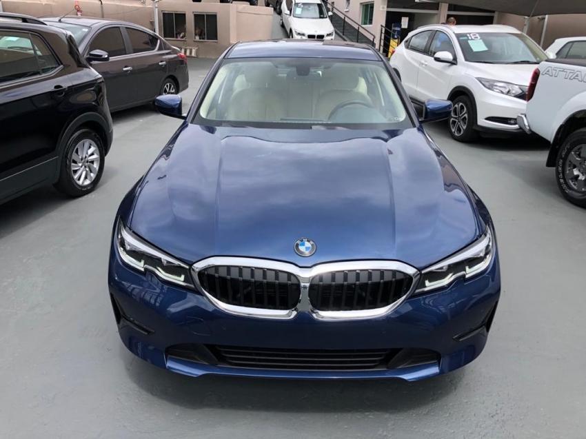 BMW 320I 2.0 16V 4P GP TURBO ACTIVE FLEX AUTOMÁTICO, Foto 1