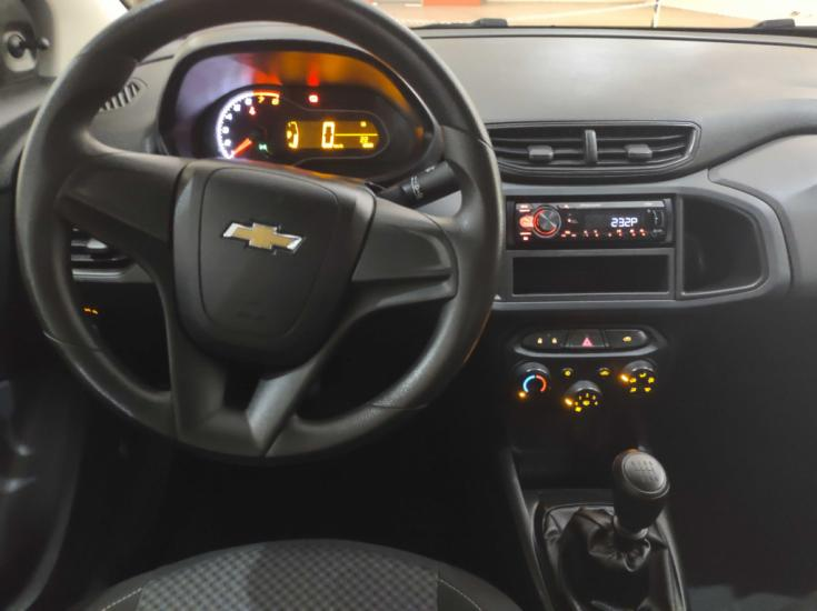CHEVROLET Onix Sedan 1.0 4P FLEX PLUS JOY BLACK, Foto 8