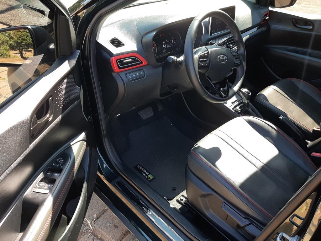 HYUNDAI HB 20 Hatch X 1.6 16V 4P FLEX DIAMOND PLUS AUTOMÁTICO, Foto 3
