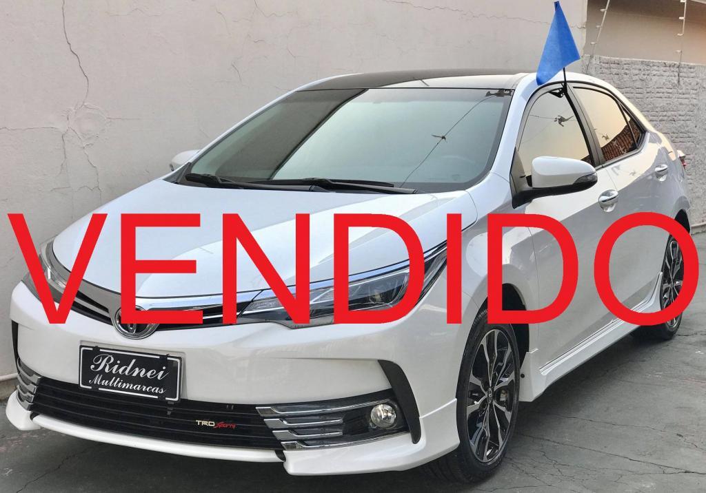 TOYOTA Corolla 2.0 16V 4P XRS FLEX AUTOMÁTICO, Foto 1
