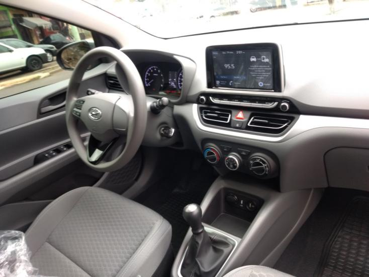 HYUNDAI HB 20 Sedan 1.6 16V 4P FLEX VISION, Foto 6