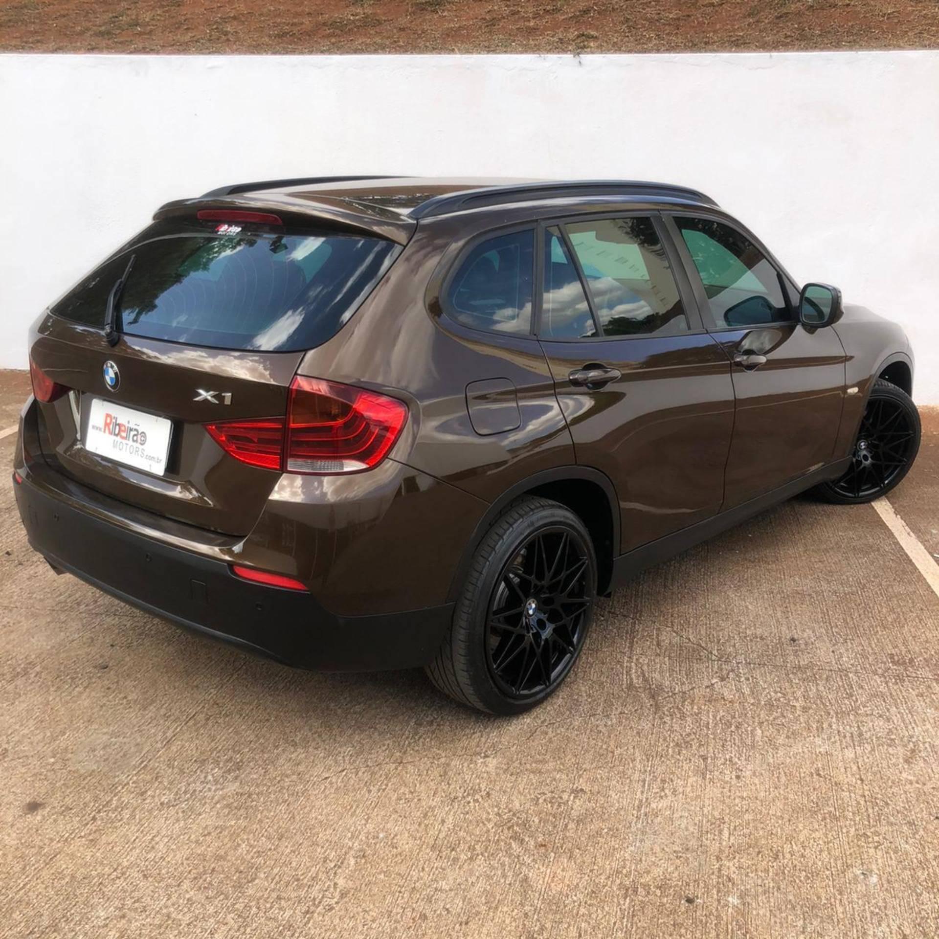 BMW X1 2.0 16V 4P S DRIVE 18I AUTOMÁTICO, Foto 5