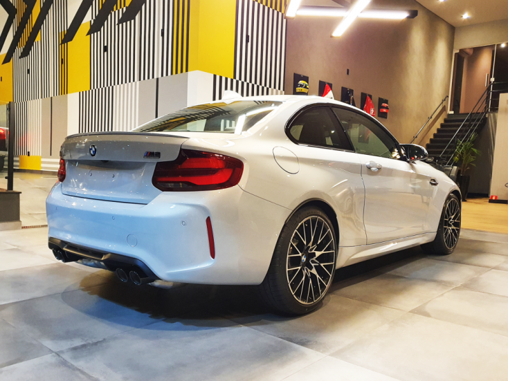 BMW M2 3.0 24V I6 COUPÉ M DCT, Foto 5