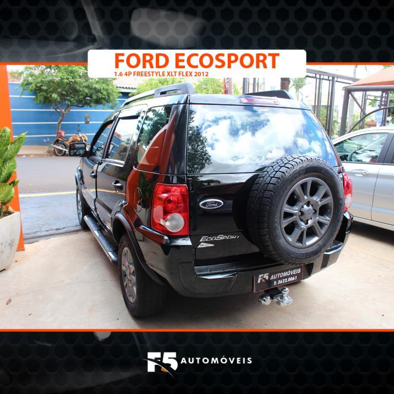 FORD Ecosport 1.6 4P FREESTYLE XLT FLEX, Foto 5