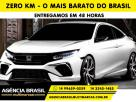HONDA Civic 2.0 16V 4P EXL FLEX  AUTOMÁTICO CVT