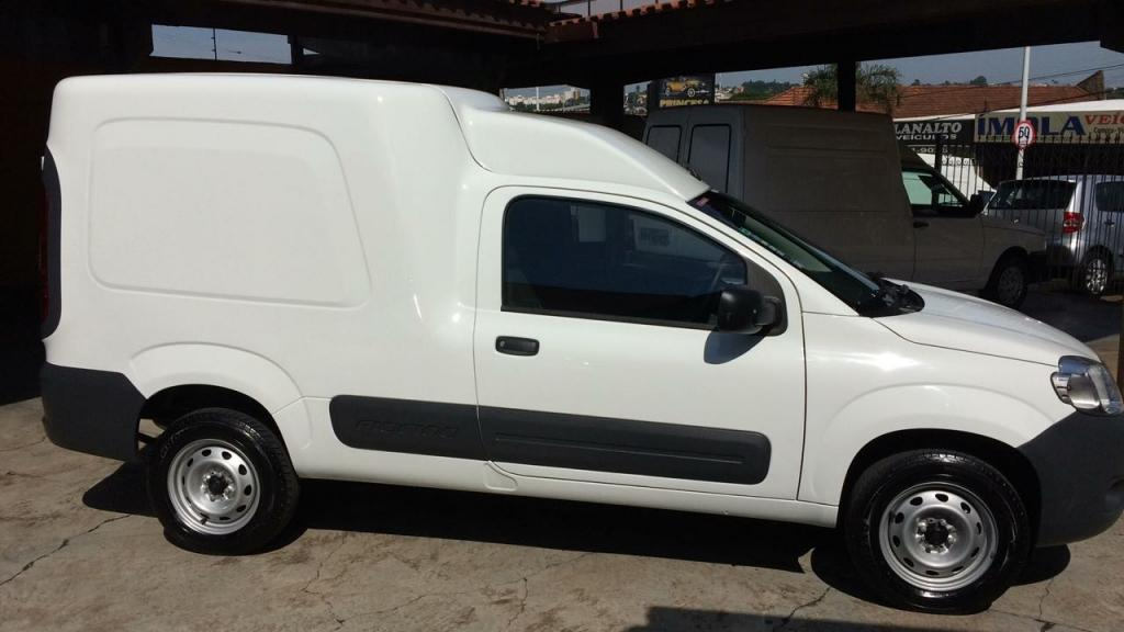 FIAT Fiorino 1.4 FIRE FLEX HARD WORKING FURGÃO, Foto 3