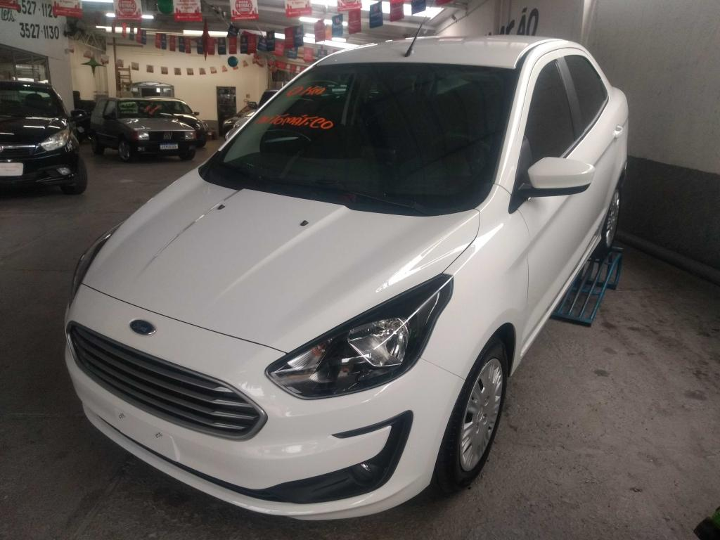 FORD Ka + Sedan 1.5 12V 4P TI-VCT SE PLUS FLEX AUTOMÁTICO, Foto 1