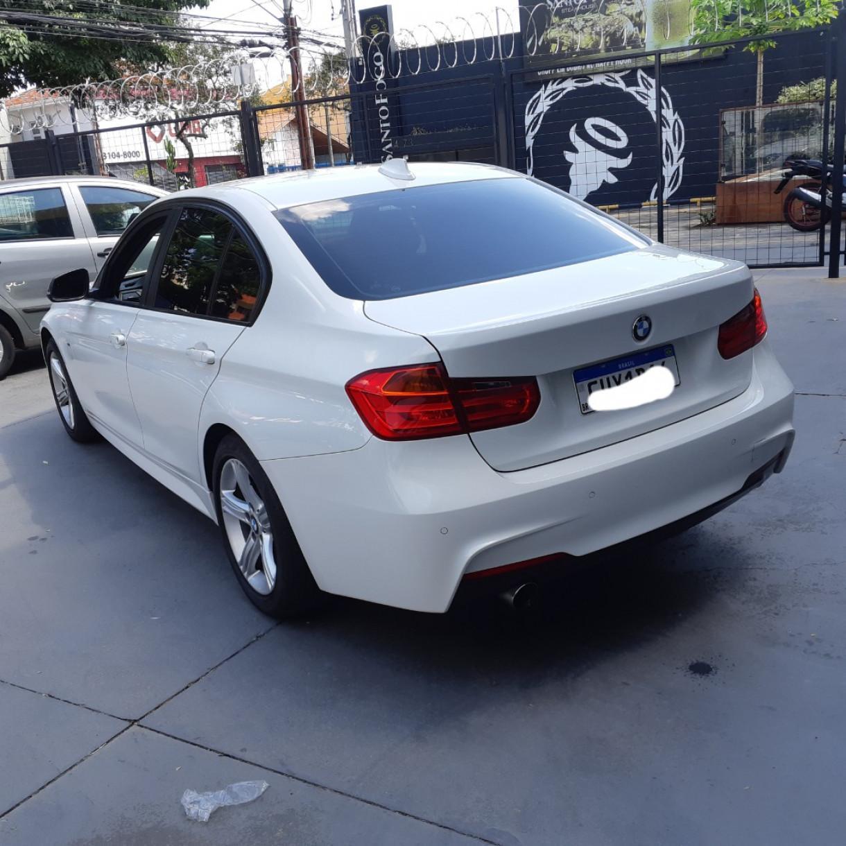 BMW 320I 2.0 16V 4P SPORT TURBO ACTIVE FLEX AUTOMÁTICO, Foto 4