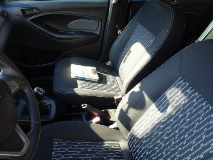 FORD Ka Hatch 1.0 12V 4P TI-VCT SE FLEX, Foto 10