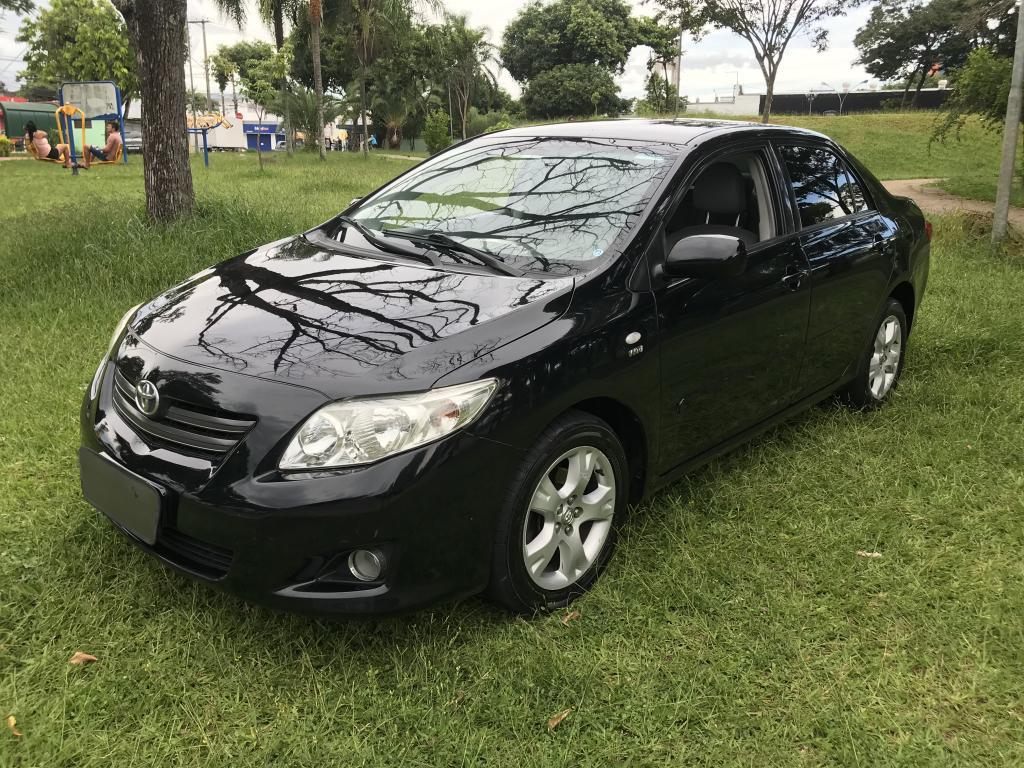 TOYOTA Corolla 1.8 16V 4P GLI AUTOMÁTICO, Foto 1